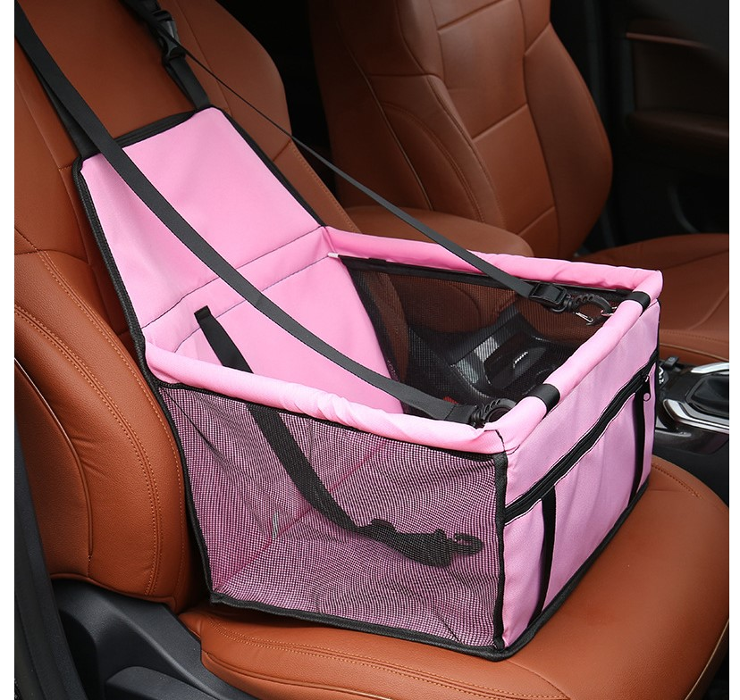 Dog's Waterproof Car Seat Cover