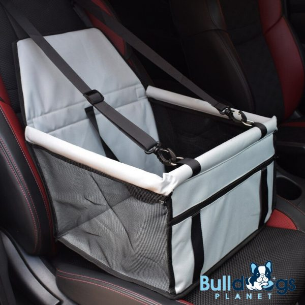 Dog's Waterproof Car Seat Oxford Cover