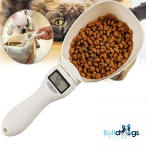 Pet Food Scale Cup For Dog Feeding