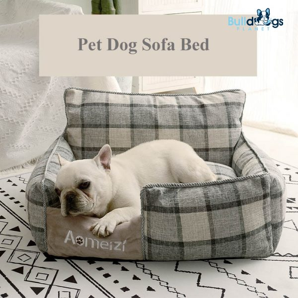 Detachable Pet Bed for Small Medium Large Dogs