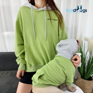 Owner-Pet Matching Clothes
